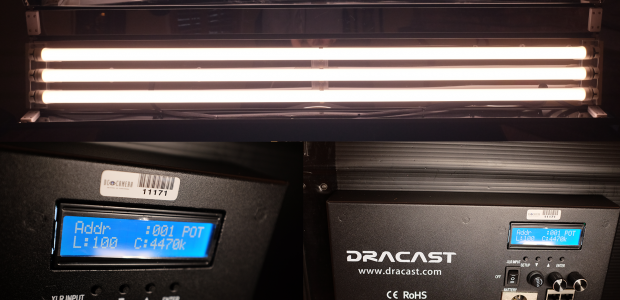 Dracast T2000 – New LED Review